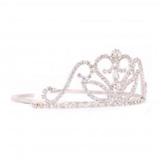 Diadème Princesse Argenté