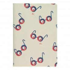 Cahier Lunettes 80 Pages Papier Recyclé Ecru