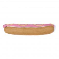Doudou hot-dog Multicolore