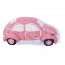 Voiture VW Rose