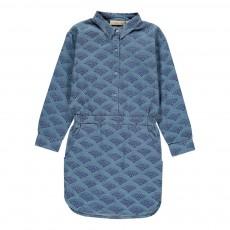 Robe Eleta Bleu