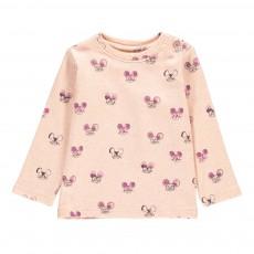 T-Shirt Souris Bella Rose