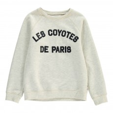 Sweat Maddy Gris clair