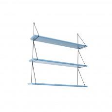 Etagères Babou 3 étagères 66 cm Bleu