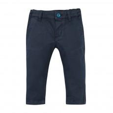 Pantalon Maugan Bleu nuit