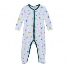 Pyjama Minion Blanc