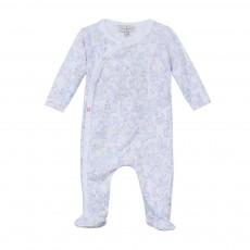 Pyjama Lapins Mamouna Blanc