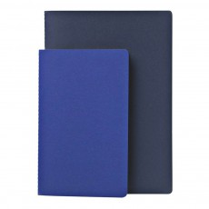 Carnets de note - Set de 2 Bleu