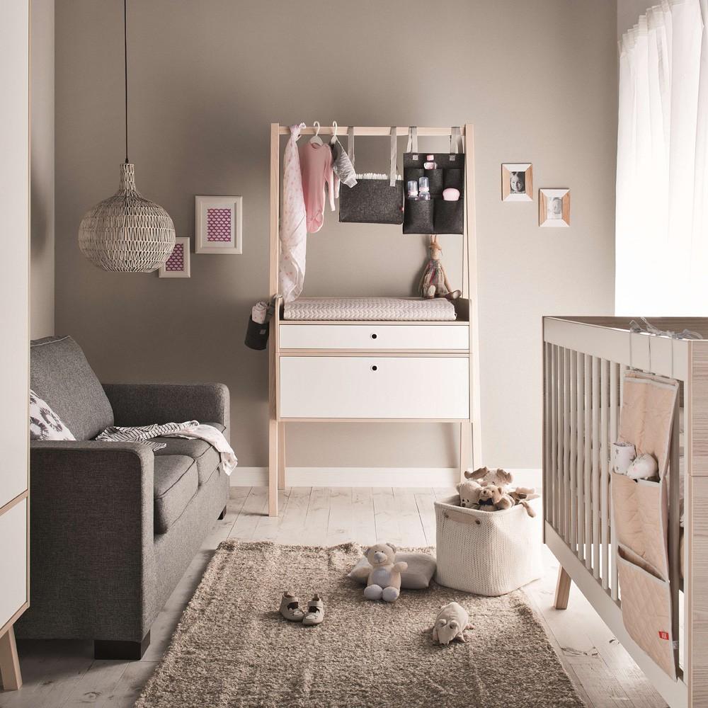 commode spot avec plan langer naturel vox mobilier. Black Bedroom Furniture Sets. Home Design Ideas