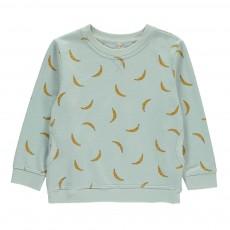 Sweat Bananes Ecru
