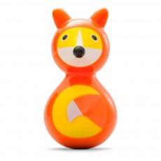 Culbuto renard Orange