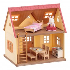 Set cottage cosy Multicolore