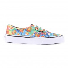 Vans x Nintendo - Baskets Super Mario Authentic Multicolore