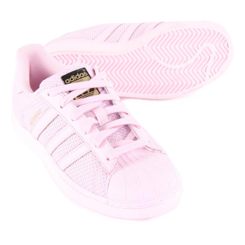 Femme Adidas Superstar Rose PaleBasket Chaussure Nn0ywOvm8P