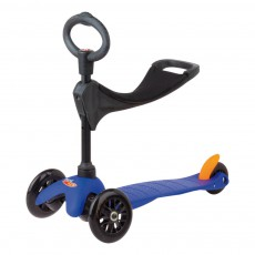 Mini Micro 3 en 1 Sporty Bleu