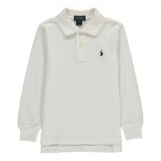 Polo Classic Blanc