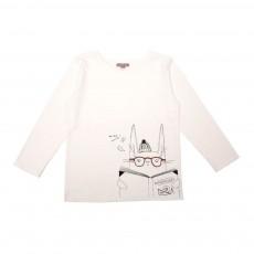 T-Shirt Lapin Ecru