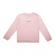 Sweat Chat Vieux Rose