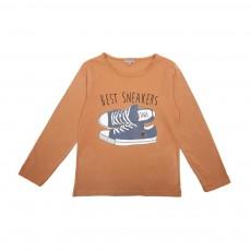 T-Shirt Baskets Caramel