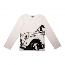 T-Shirt 2CV Ecru