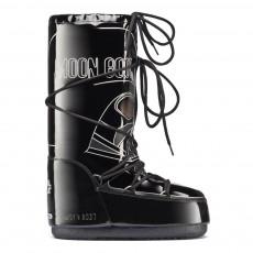 Star Wars - Moon Boot Sw Darth Vader Noir