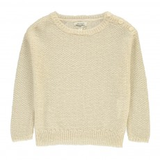 Pull Mohair Lurex Maria Ivoire