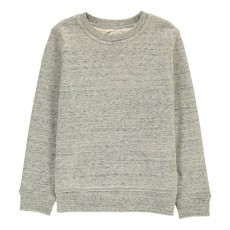 Sweat Fourré Gris chiné