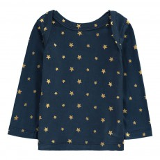 T-Shirt Etoiles Mariu Bébé Bleu marine
