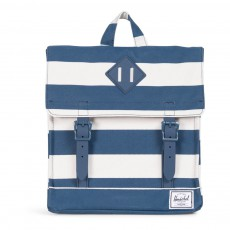 Cartable Rayé Survey Kids Bleu marine