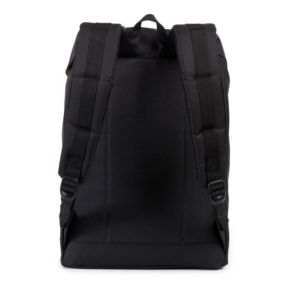 sac dos retreat noir herschel mode ado gar on smallable. Black Bedroom Furniture Sets. Home Design Ideas