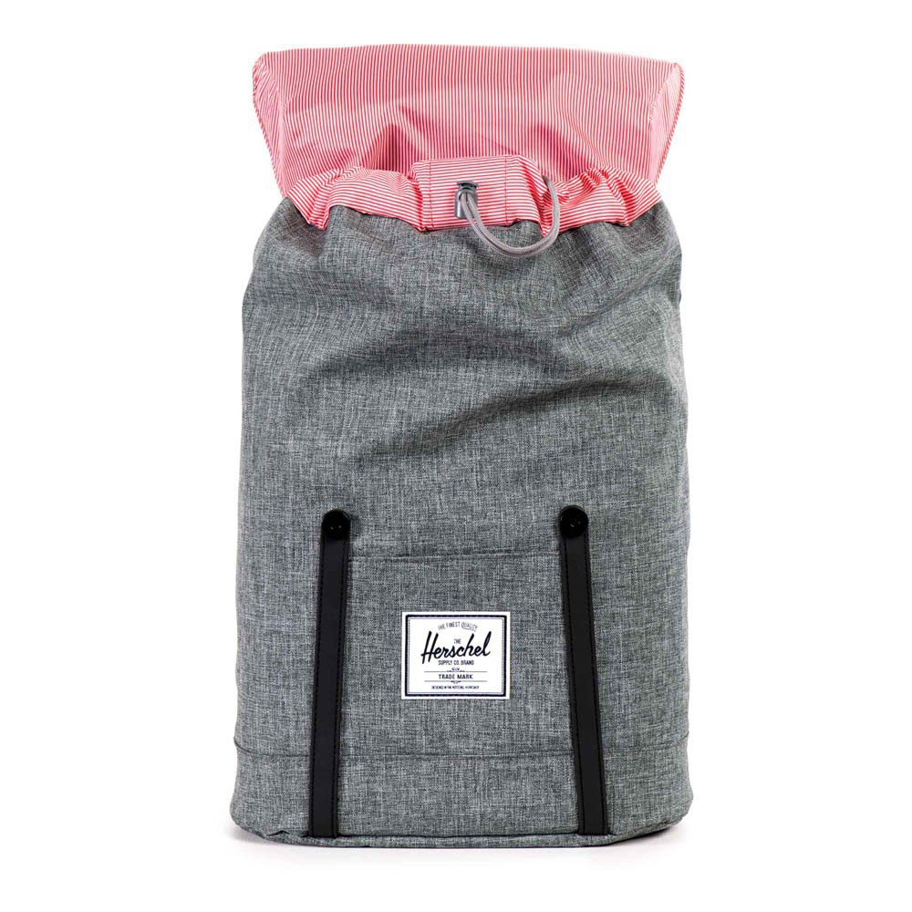 sac dos retreat gris herschel mode ado gar on smallable. Black Bedroom Furniture Sets. Home Design Ideas