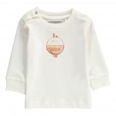 T-Shirt Jour Nuit Coton Bio Blanc