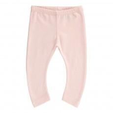 Legging Coton Bio Rose pâle