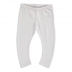 Legging Coton Bio Gris clair