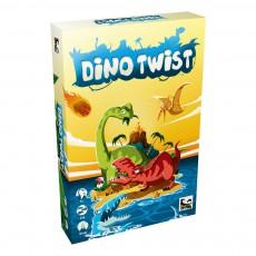 Jeu de société Dino Twist Multicolore