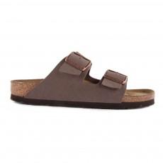 Sandales Cuir Arizona Taupe