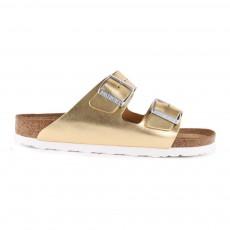 Sandales Cuir Arizona Doré