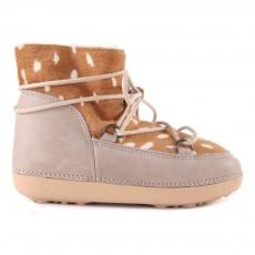 Boots Fourrées Bambi Anouk Camel