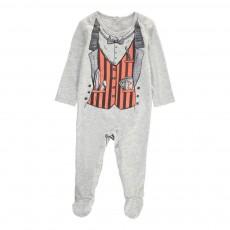 Pyjama Magicien Twiddle Gris chiné