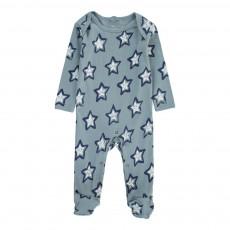 Pyjama Etoiles Rufus Bleu