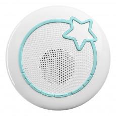 Babyphone, boîte à musique et lecteur MP3 Snu:Mee Blanc