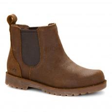 Boots Chelsea Intérieur Fourré Callum Marron