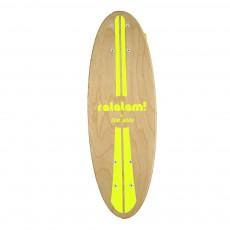 Skateboard Jaune