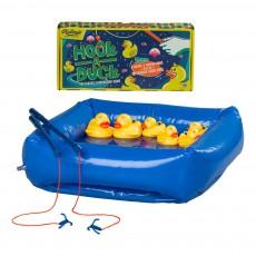 Jeu de pêche aux canards gonflables Multicolore
