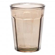 Verre en verre recyclé Beige rosé