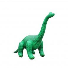 Dinosaure Brachiosaure géant gonflable Vert