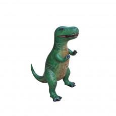 Dinosaure T-rex géant gonflable Vert