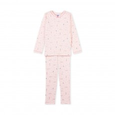 Pyjama  2 Pièces Enfants Deepo Rose