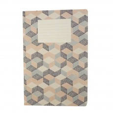 Carnet Patchwork Multicolore