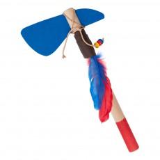 Tomahawk indien Multicolore